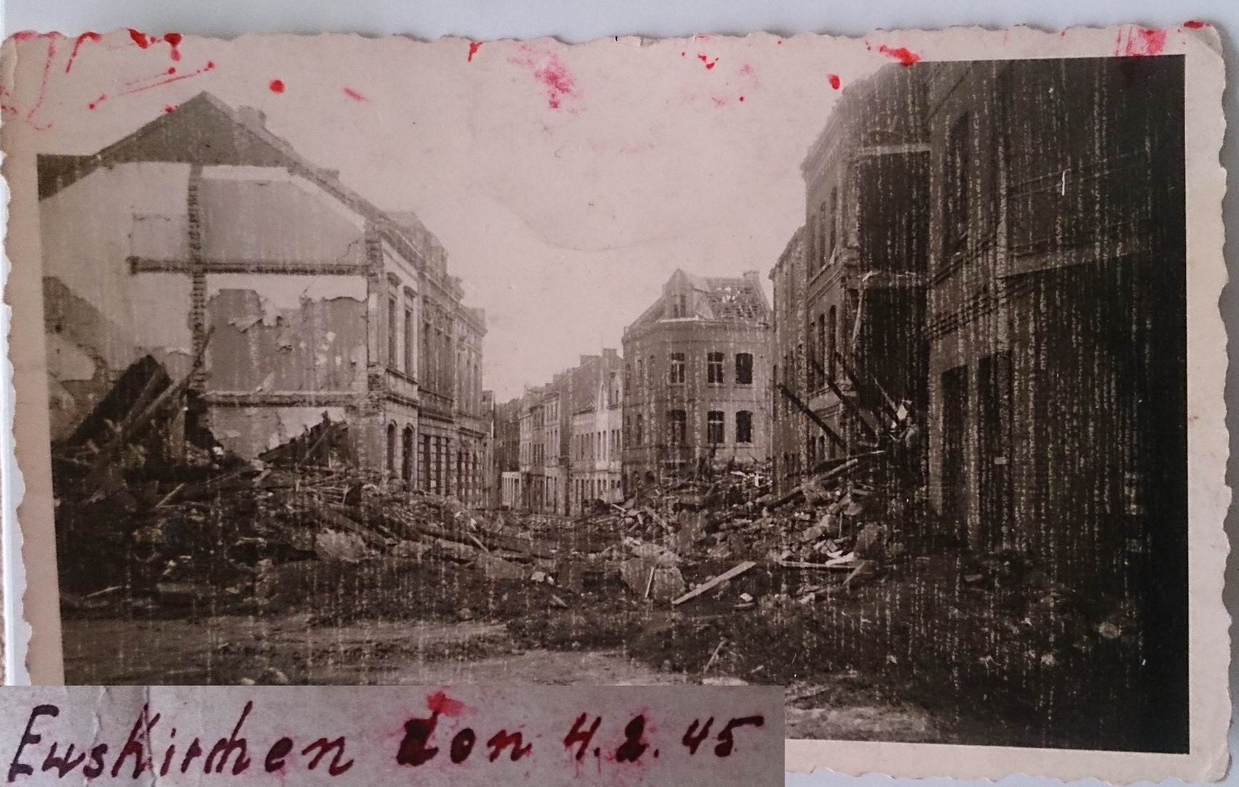Euskirchen - Innenstadt - 04.02.1945