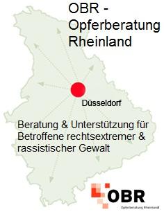 Opferberatung Rheinland - Beratung & Unterstützung für Betroffene rechtsextremer & rassistischer Gewalt